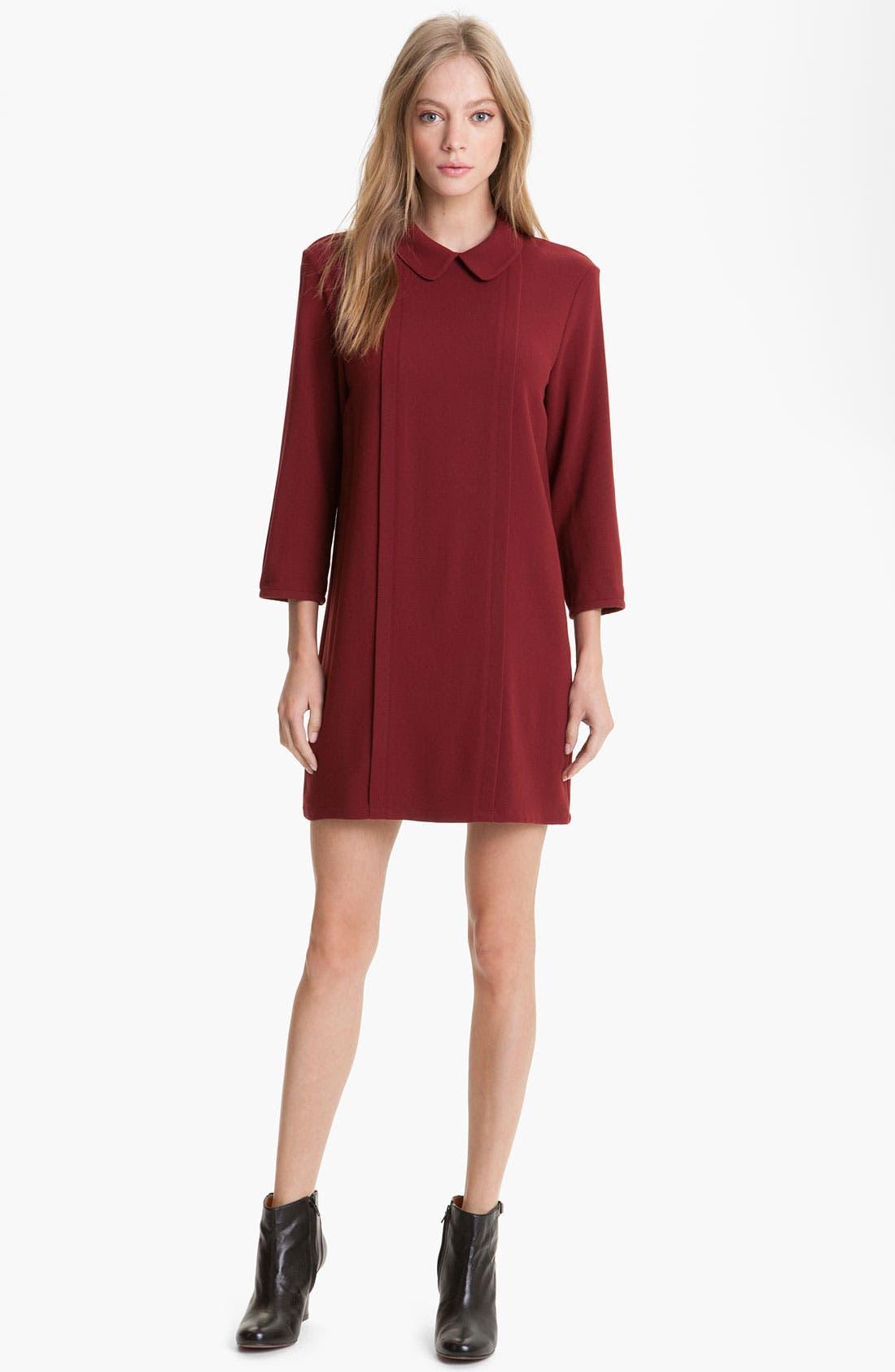 Alternate Image 1 Selected - A.P.C. Crepe Dress