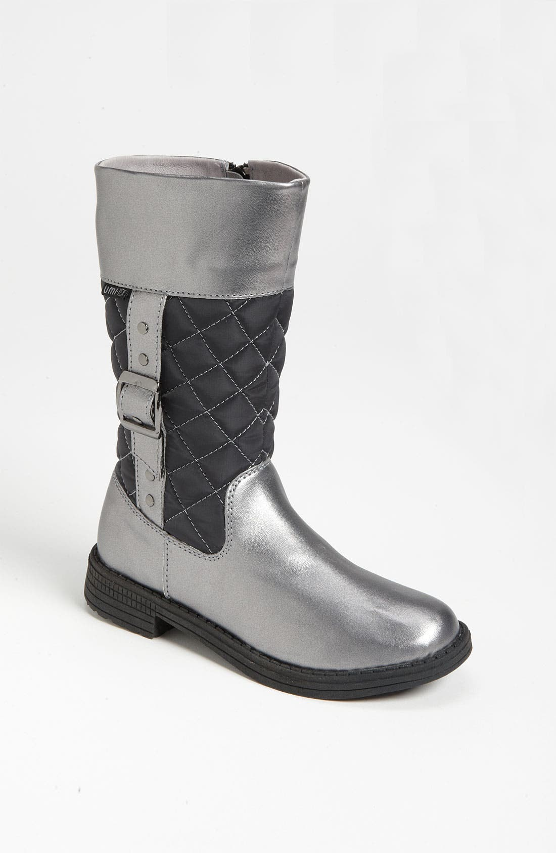 Alternate Image 1 Selected - Umi 'Quiltee' Boot (Toddler, Little Kid & Big Kid)