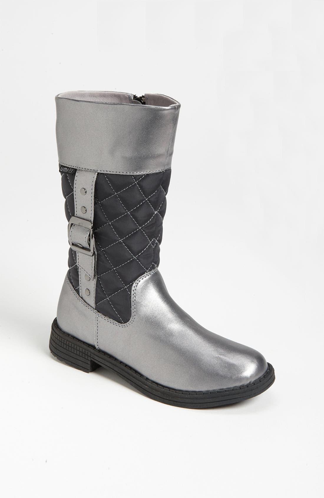 Main Image - Umi 'Quiltee' Boot (Toddler, Little Kid & Big Kid)
