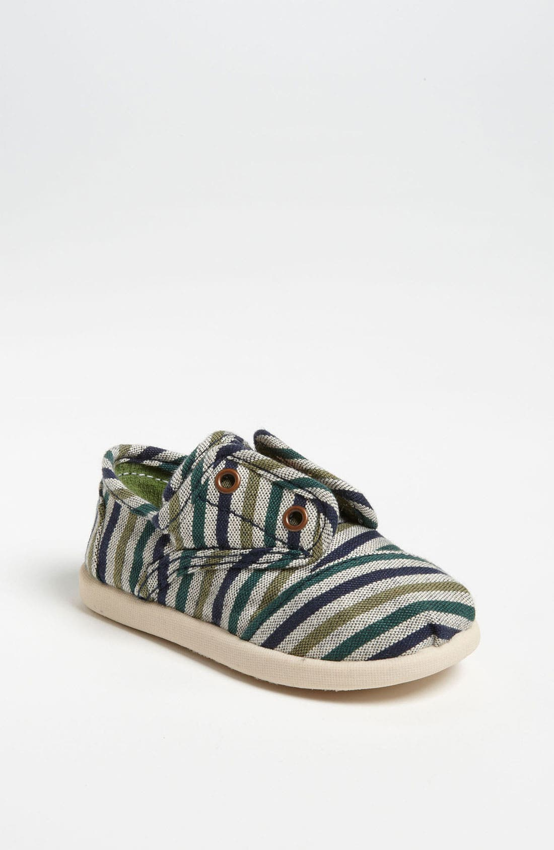 Main Image - TOMS 'Cordones Tiny - Renato' Slip-On (Baby, Walker & Toddler)