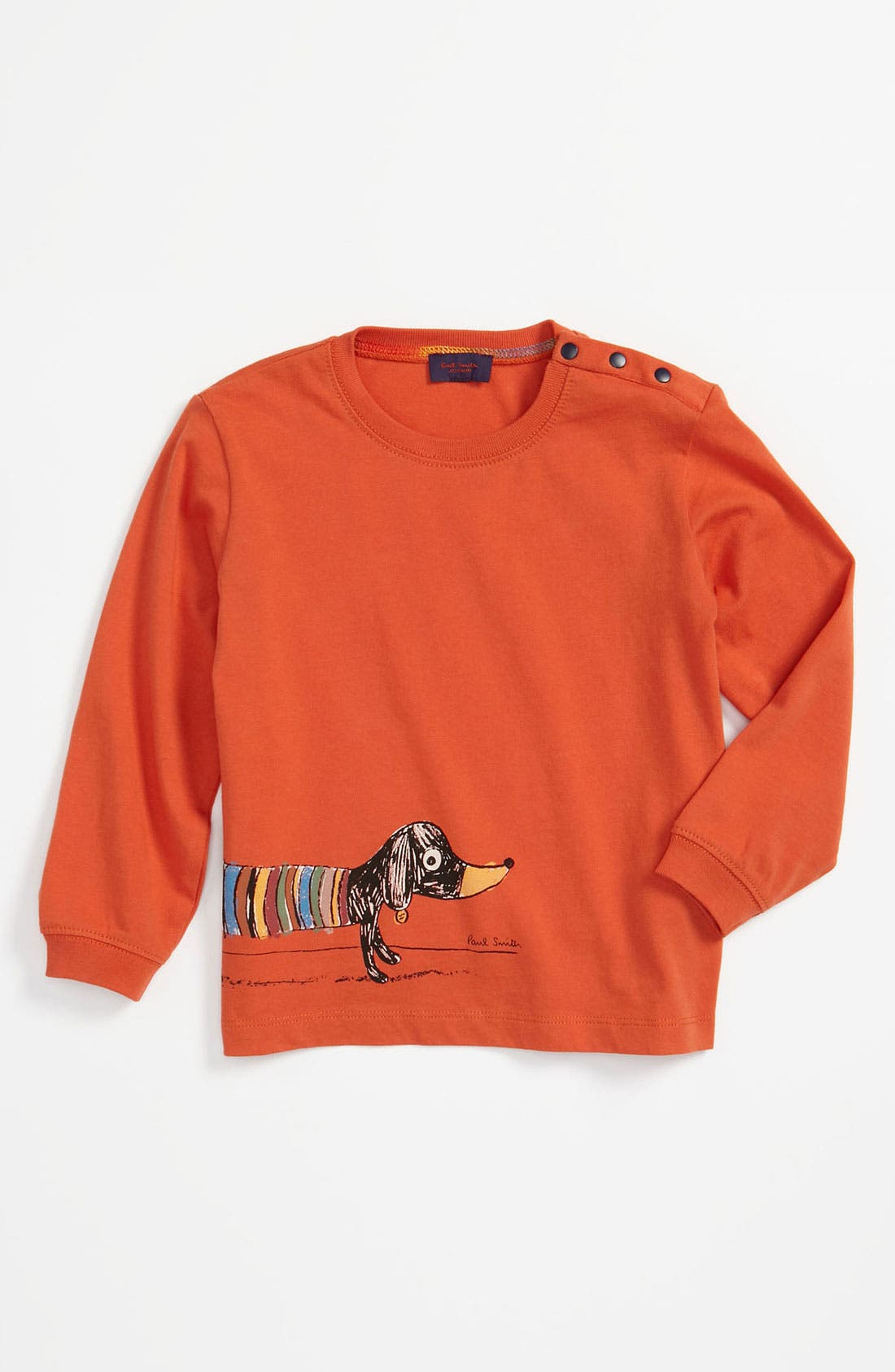 Alternate Image 1 Selected - Paul Smith Junior 'Camillo' T-Shirt (Infant)
