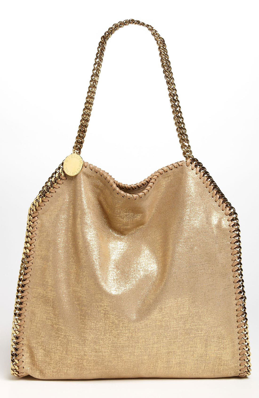 Alternate Image 1 Selected - Stella McCartney 'Falabella - Small' Faux Suede Tote