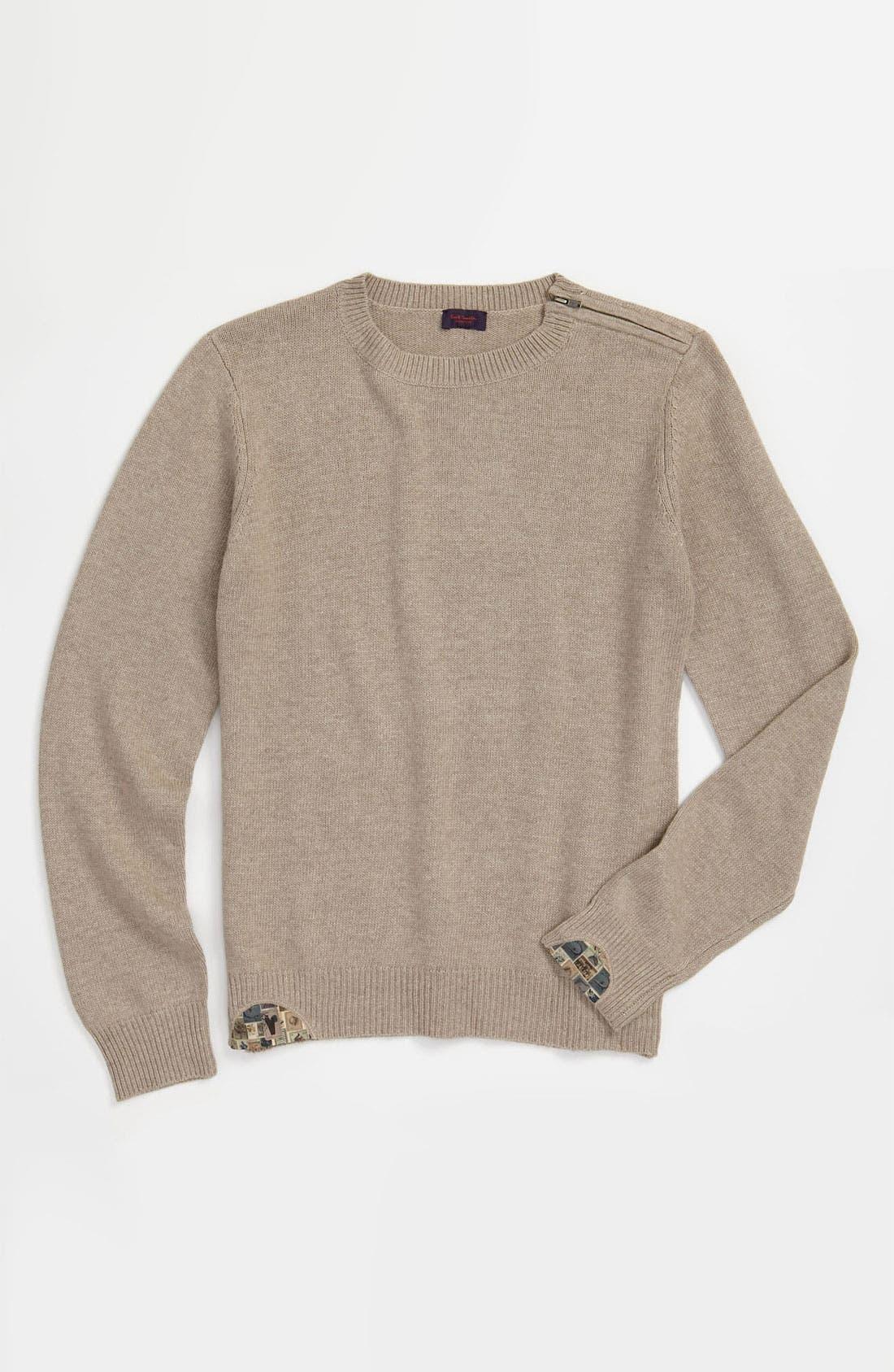 Main Image - Paul Smith Junior 'Callum' Sweater (Big Boys)