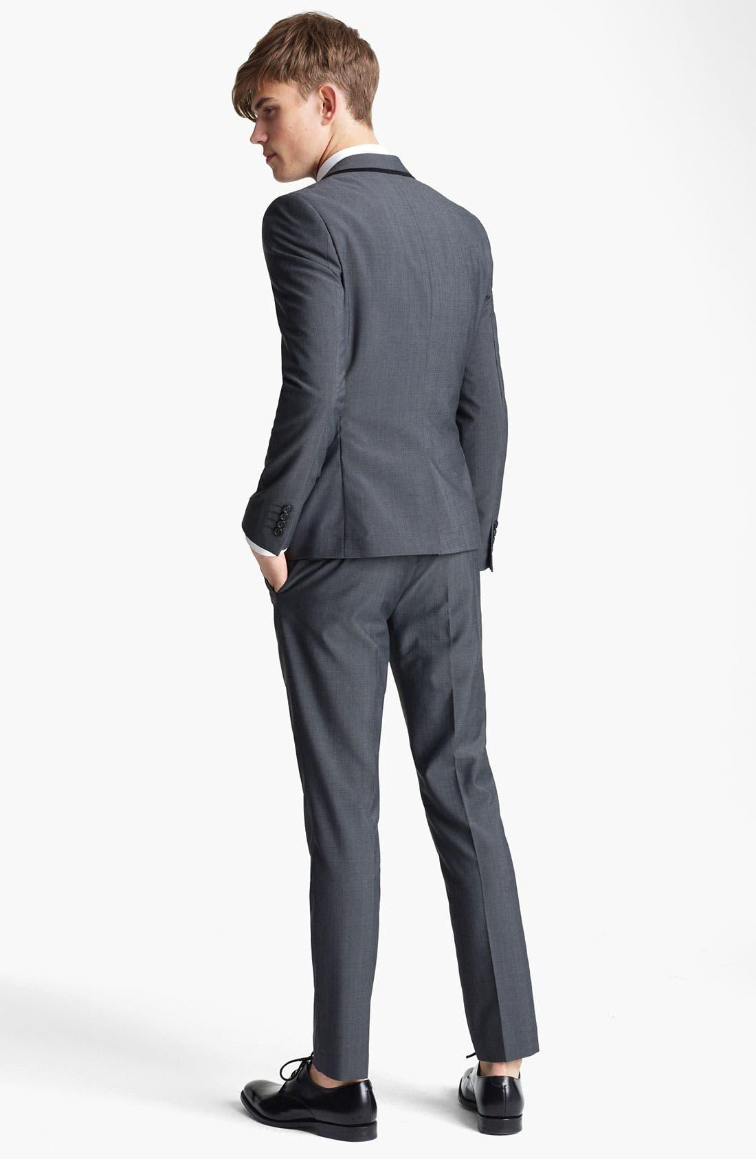 Alternate Image 5  - Topman 'Novak' Skinny Blazer