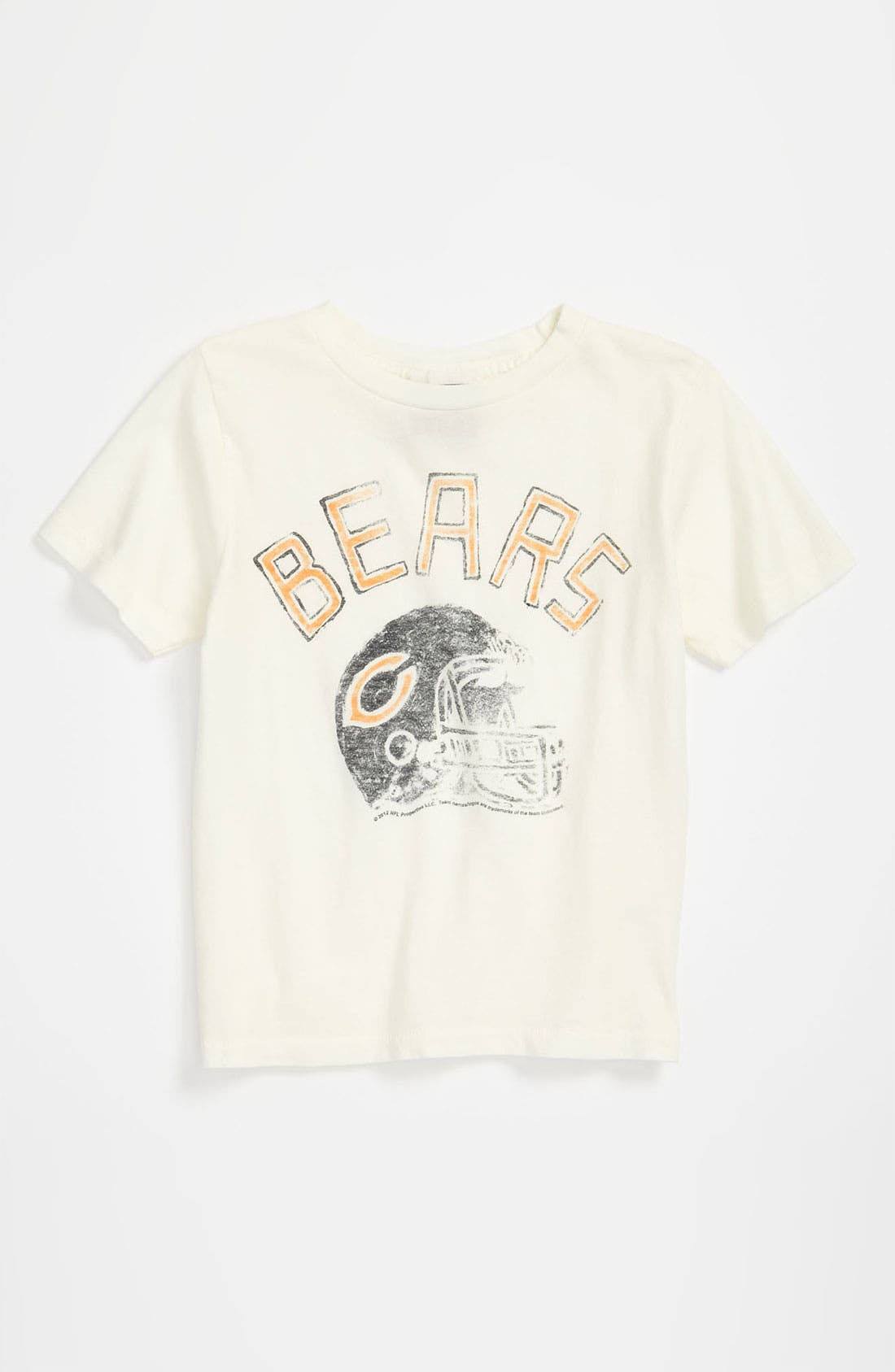 Alternate Image 1 Selected - Junk Food 'Chicago Bears' T-Shirt (Toddler)