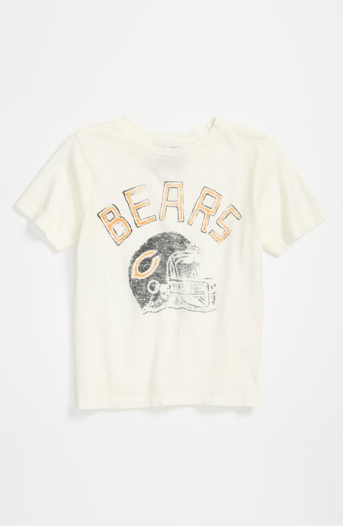 Main Image - Junk Food 'Chicago Bears' T-Shirt (Toddler)