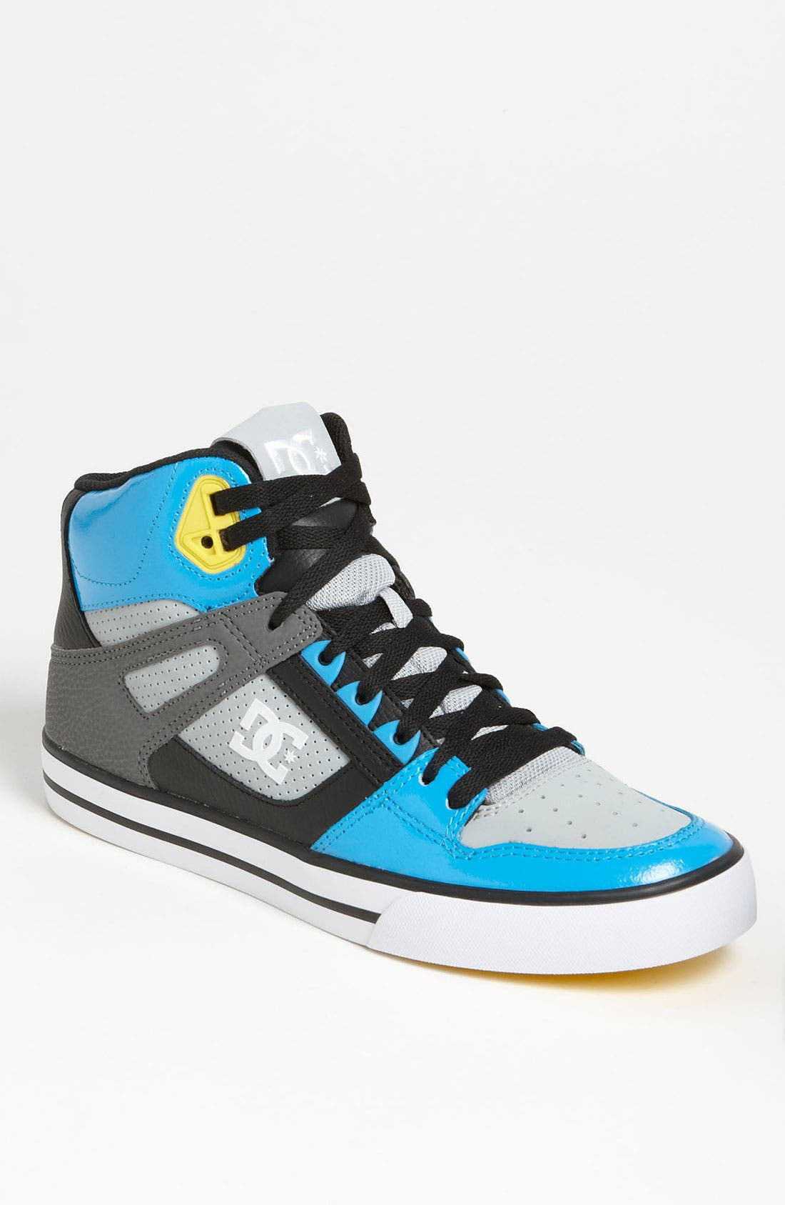 Alternate Image 1 Selected - DC Shoes 'Spartan Hi' Sneaker (Online Only)