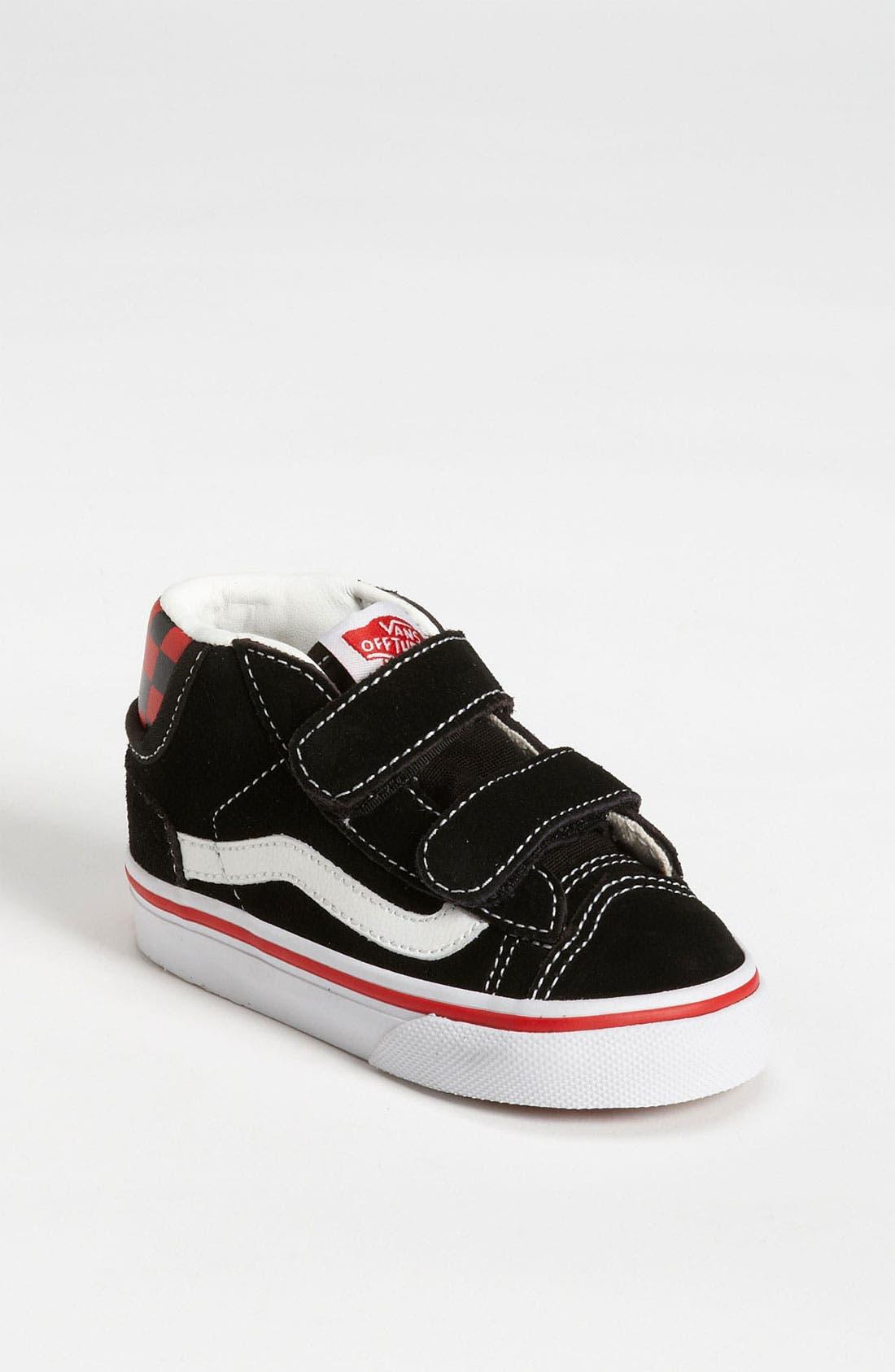 Alternate Image 1 Selected - Vans 'Mid Skool 77' Skate Shoe (Baby, Walker, Toddler, Little Kid & Big Kid)