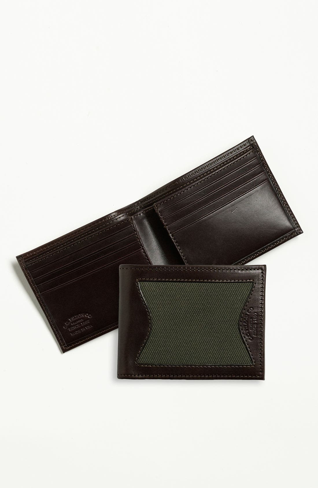 Alternate Image 1 Selected - Filson 'Outfitter' Wallet