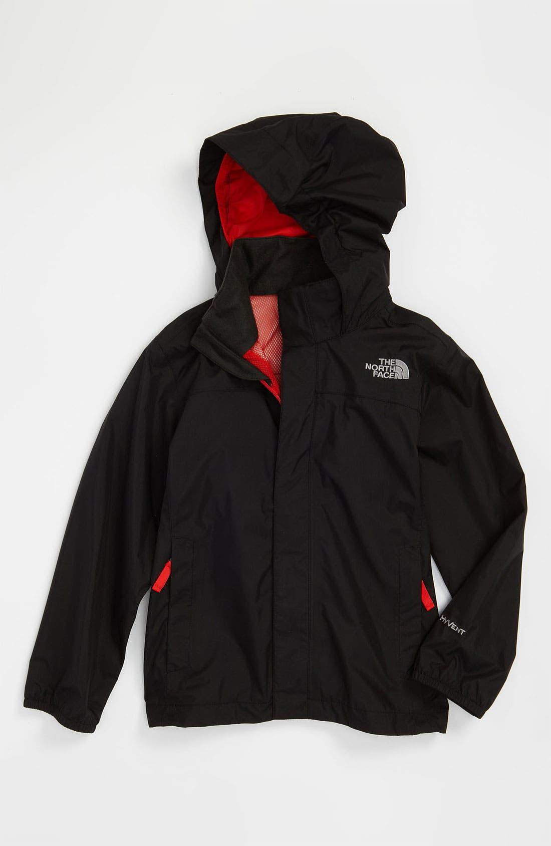 Main Image - The North Face 'Resolve' Waterproof Jacket (Little Boys & Big Boys)