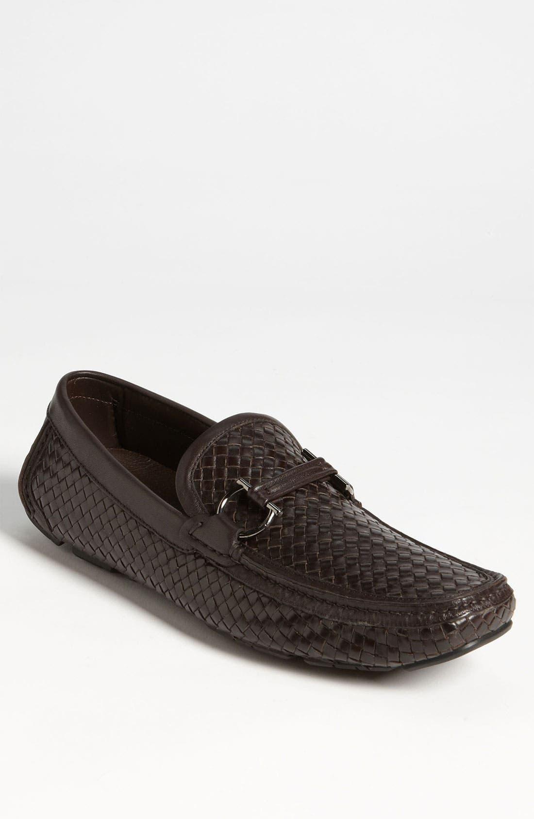 Alternate Image 1 Selected - Salvatore Ferragamo 'Barbados' Loafer