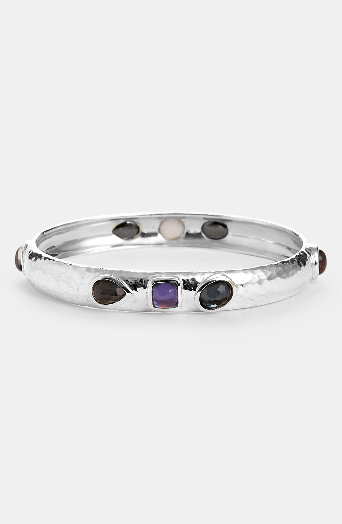 Alternate Image 1 Selected - Ippolita Mosaic 8-Stone Bangle (Nordstrom Exclusive)