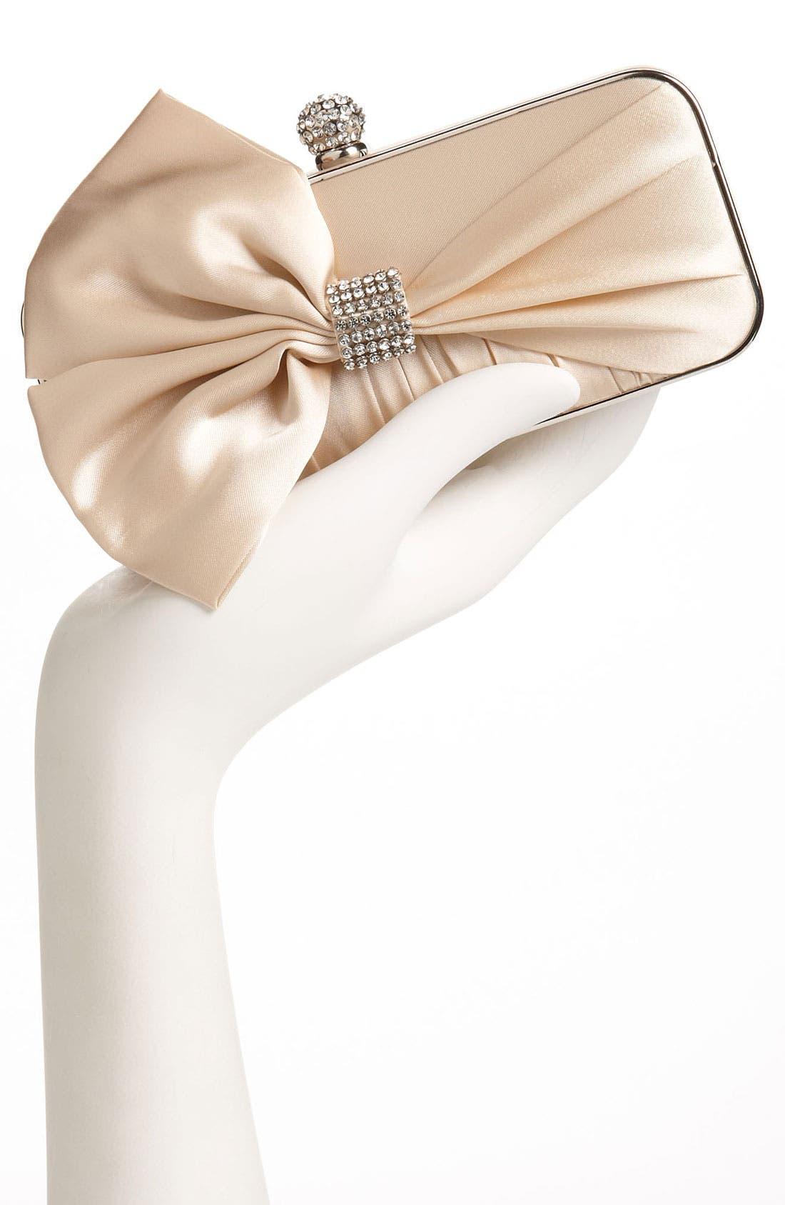 Alternate Image 2  - Glint Bow Clutch