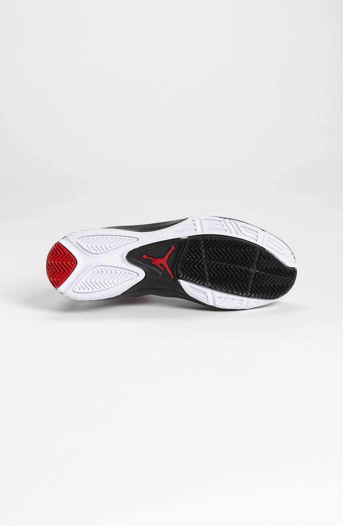 Alternate Image 4  - Nike 'Jordan Aero Flight' Sneaker (Big Kid)