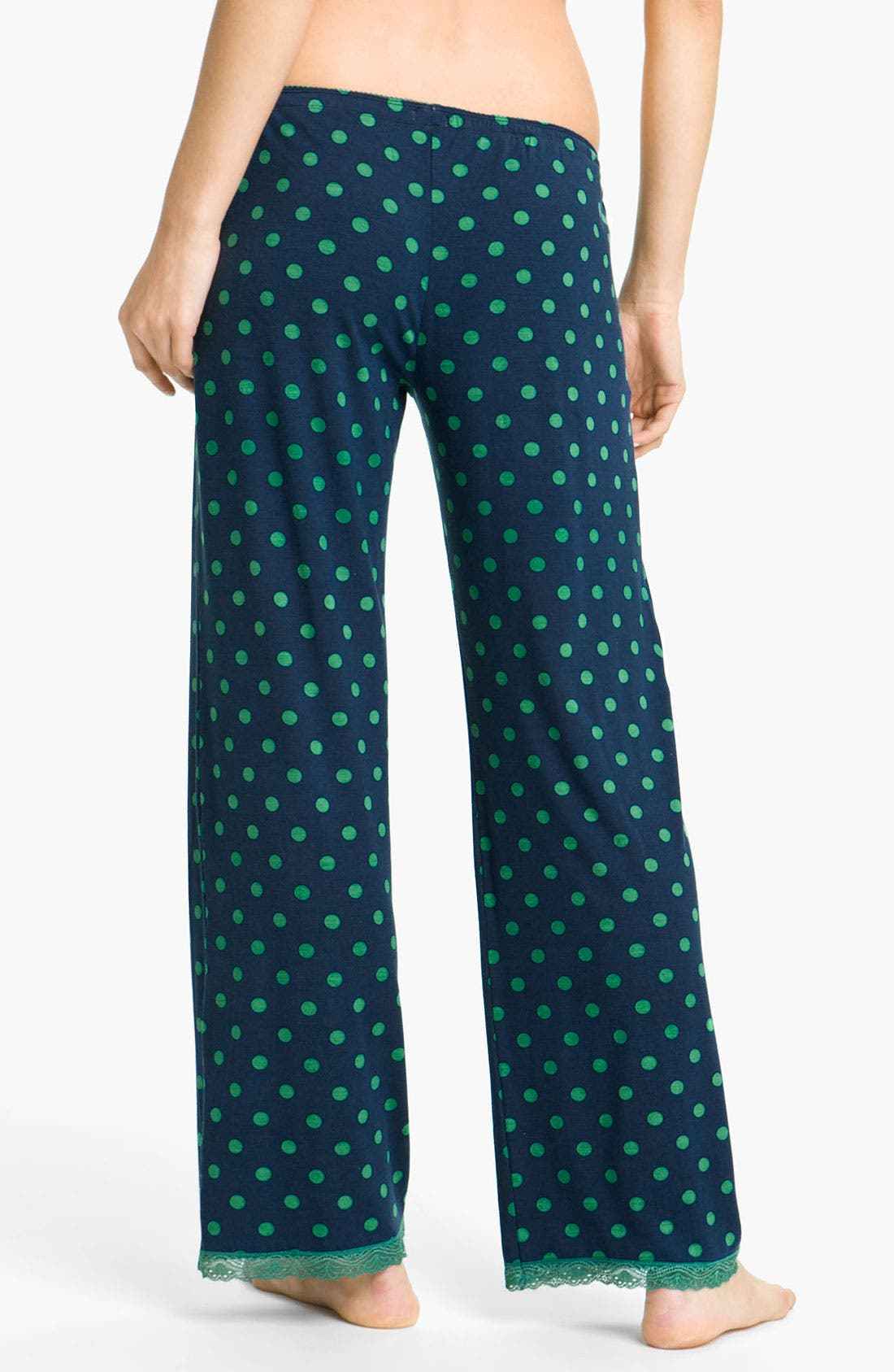Alternate Image 2  - PJ Salvage 'Emerald City' Knit Lounge Pants