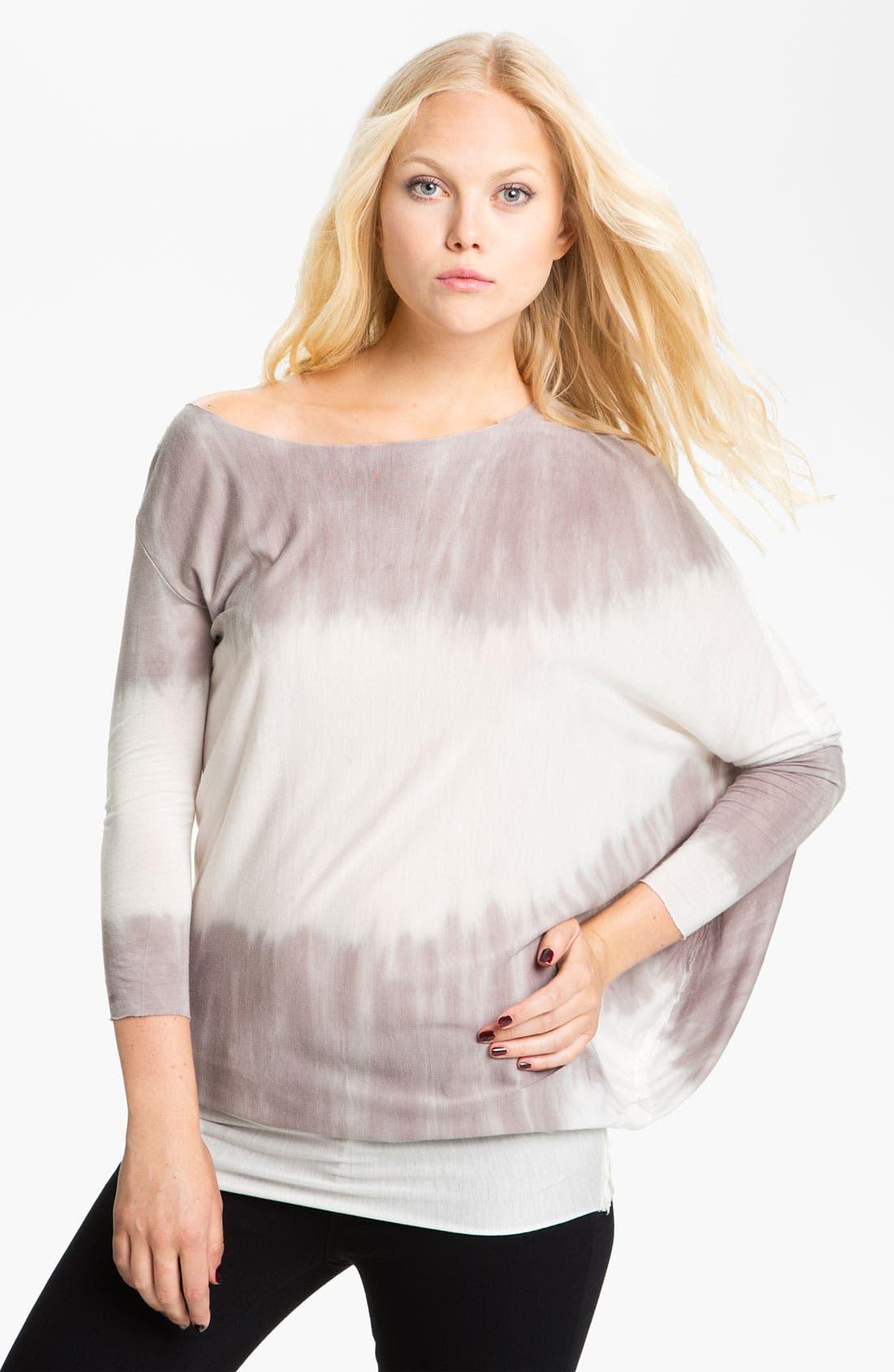Main Image - Young, Fabulous & Broke 'Gigi' Tie Dye Top