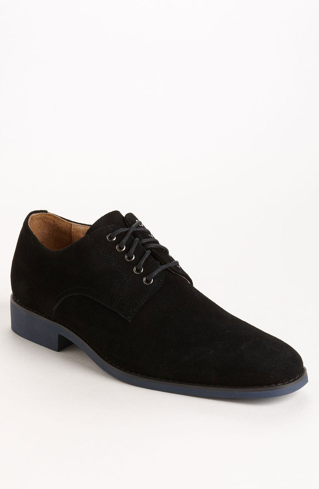 Main Image - JD Fisk 'Vincent' Suede Buck Shoe
