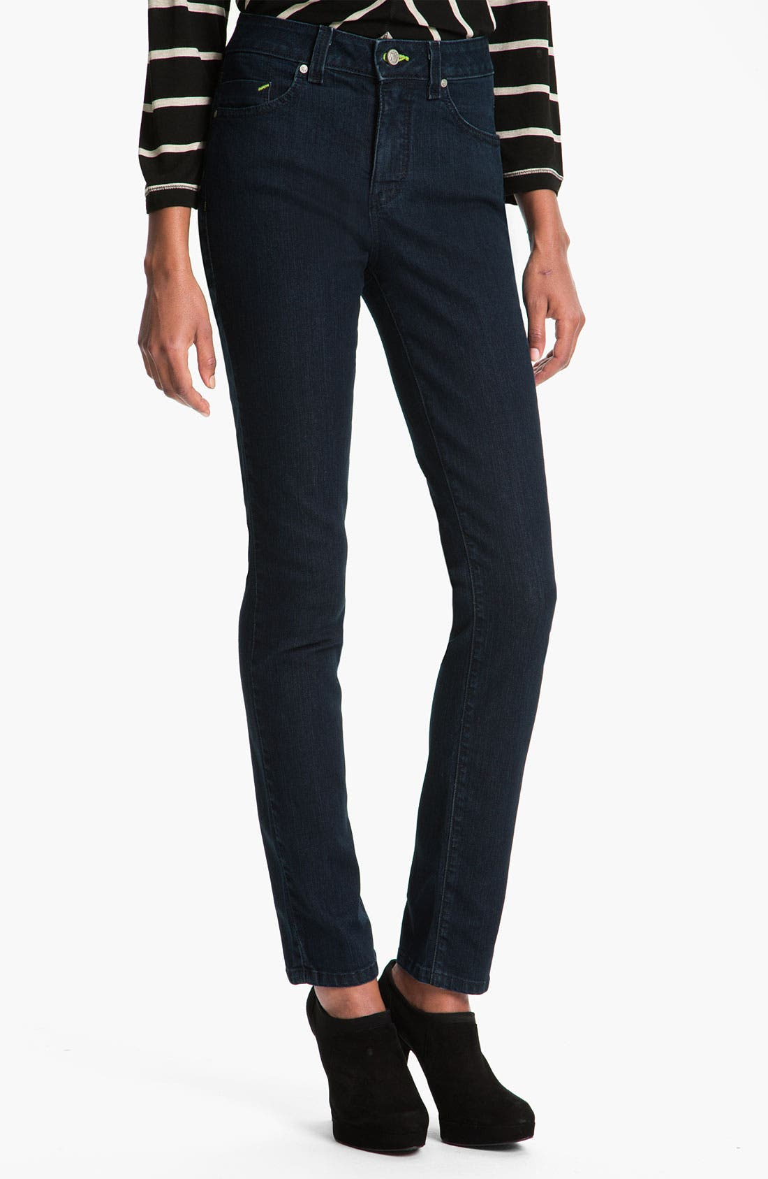 Alternate Image 1  - Miraclebody 'Betty' Skinny Stretch Jeans