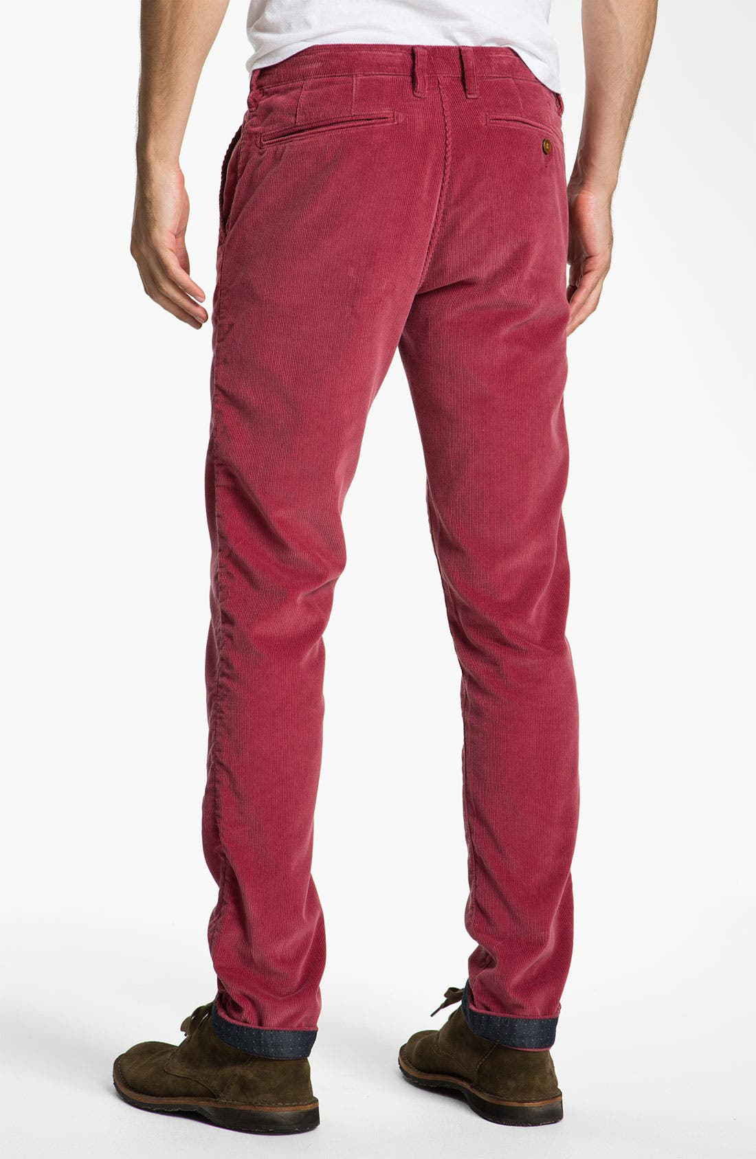 Alternate Image 2  - Ted Baker London 'Pitatro' Slim Fit Corduroy Pants