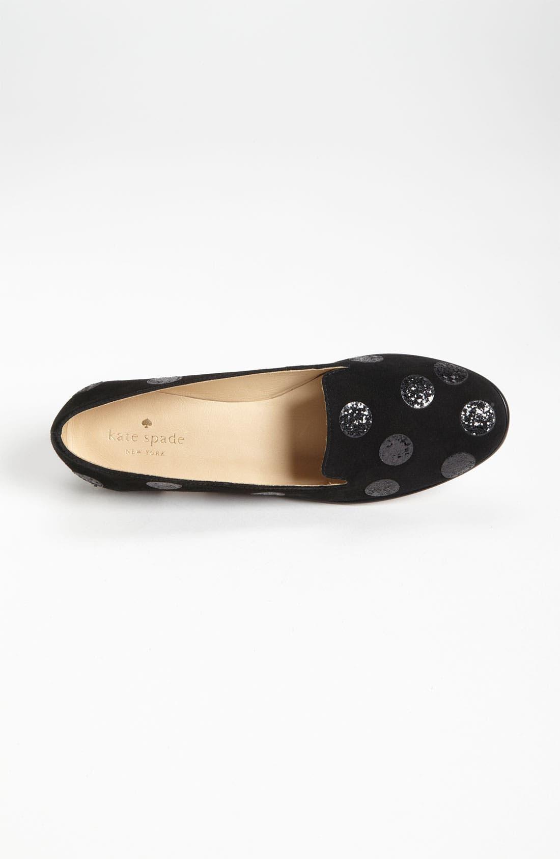 Alternate Image 3  - kate spade new york 'carissa' loafer