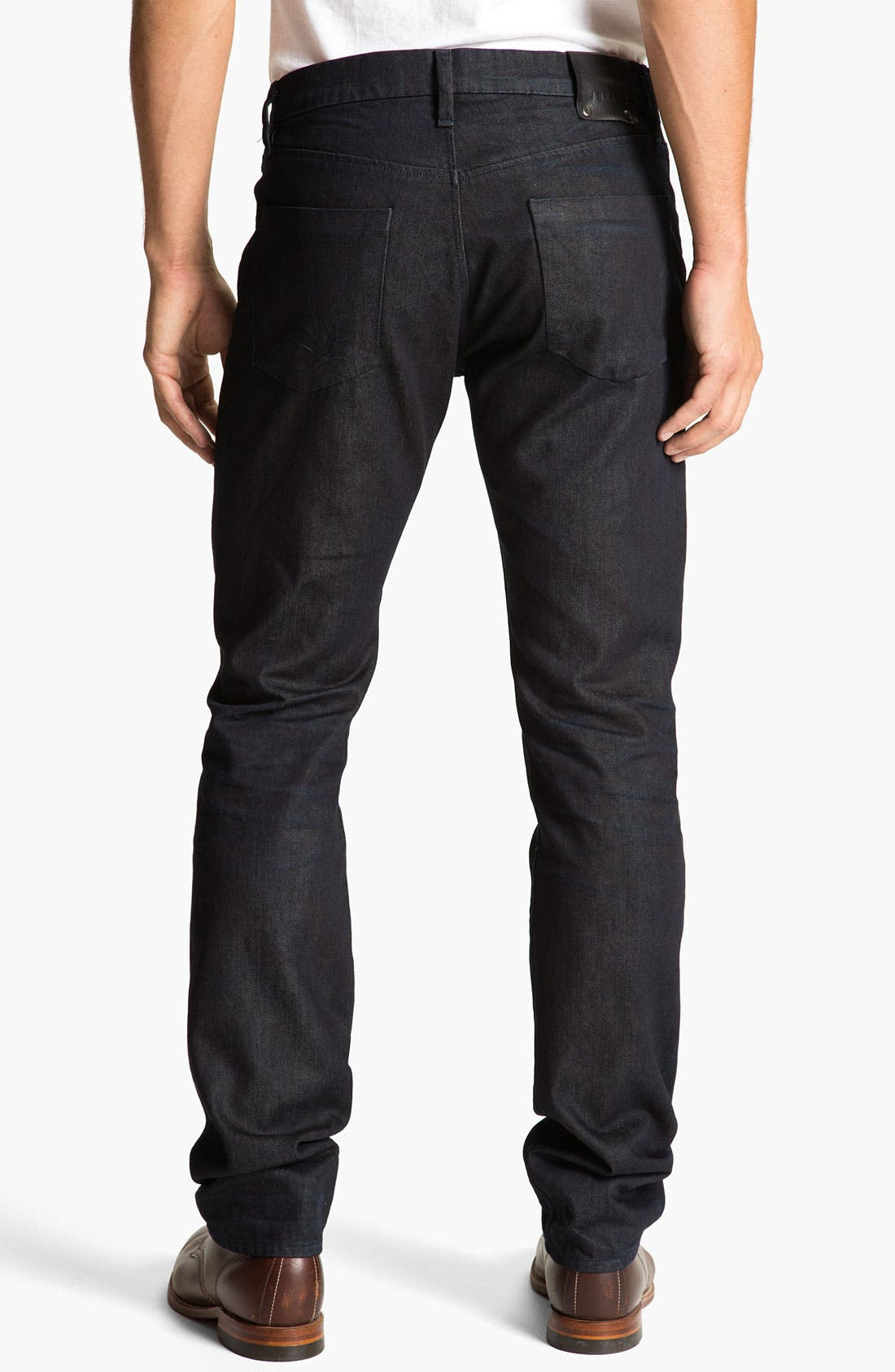 Alternate Image 1 Selected - J Brand 'Kane' Slim Straight Leg Jeans (Legend)