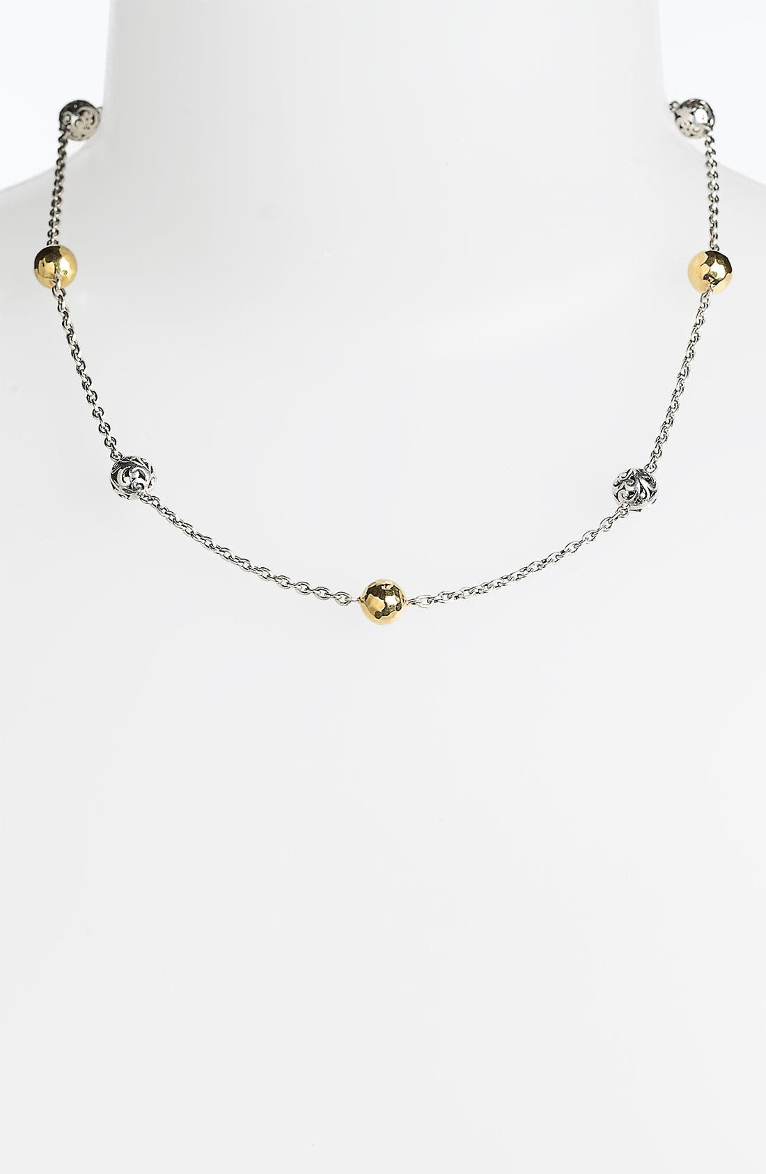 Main Image - Lois Hill 'Marquise' Bead Station Necklace