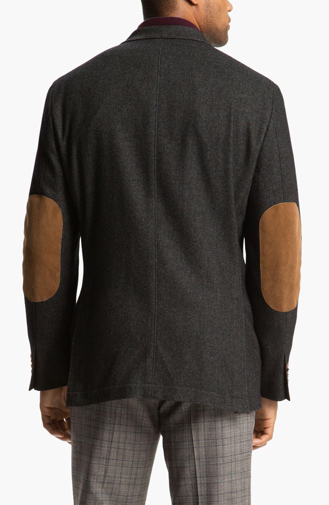 Alternate Image 2  - Kroon 'Bono' Wool Blend Sportcoat
