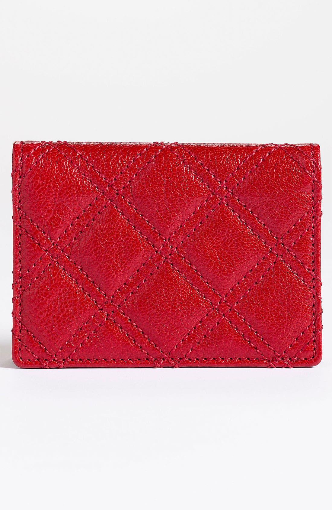 Alternate Image 4  - MARC JACOBS 'Baroque' Card Holder
