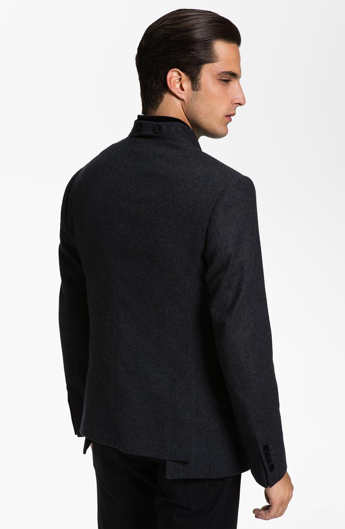 Alternate Image 2  - Dolce&Gabbana Tuxedo Blazer