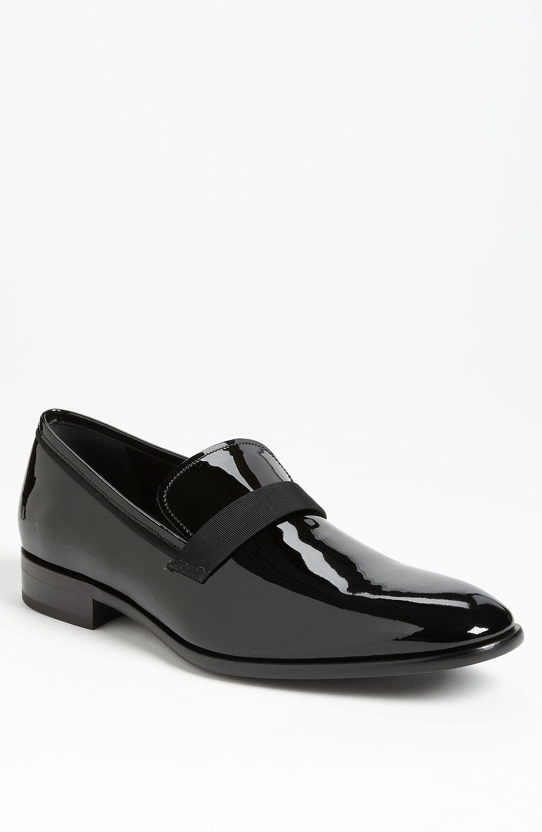 Alternate Image 1 Selected - Salvatore Ferragamo 'Antoane' Formal Loafer