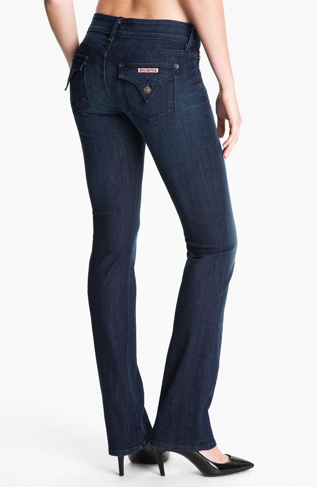 Alternate Image 2  - Hudson Jeans 'Beth' Baby Bootcut Jeans (Siouxsie)