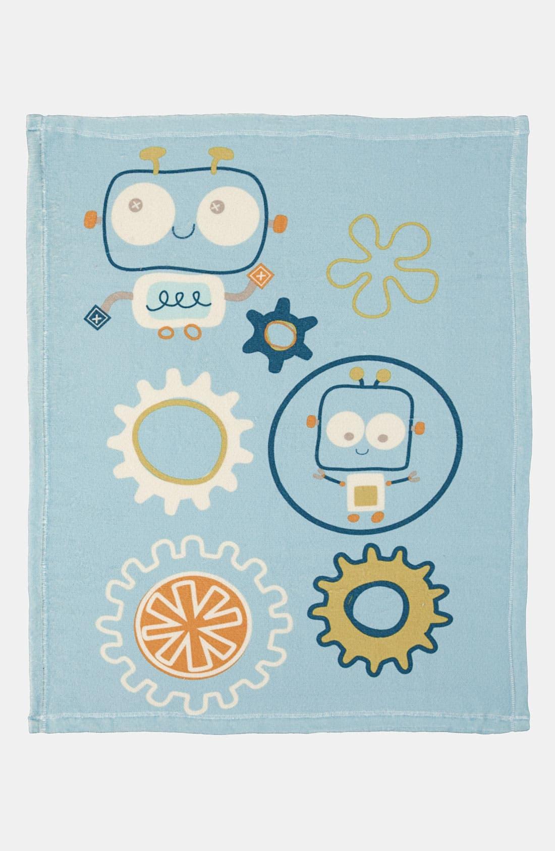 Alternate Image 1 Selected - Living Textiles 'Boa' Blanket