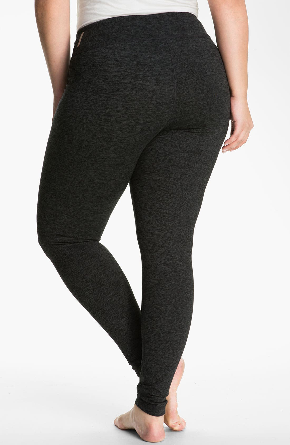 Alternate Image 2  - Zella 'Live In' Cross Dye Leggings (Plus Size)
