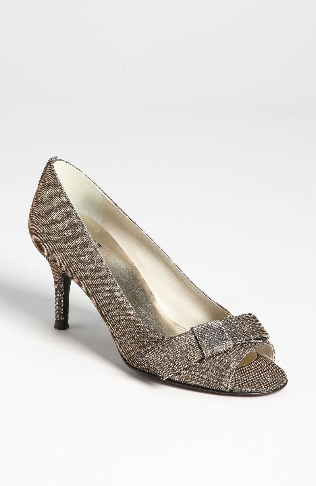 Alternate Image 1 Selected - Stuart Weitzman 'Bowover' Pump