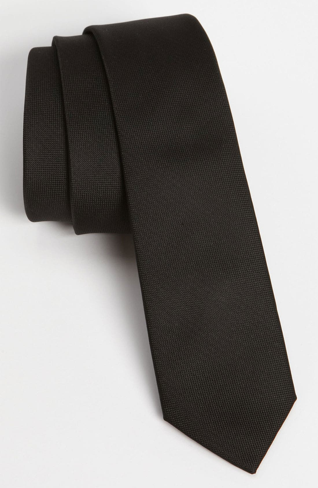 Alternate Image 1 Selected - Topman Slim Woven Tie