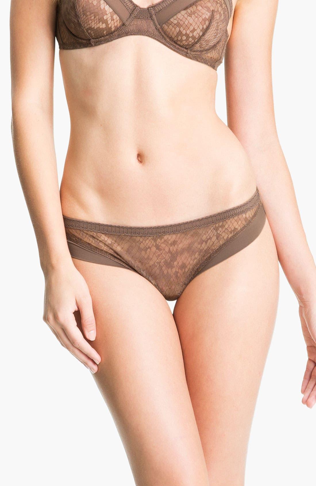 Alternate Image 1 Selected - La Perla Brazilian Bikini