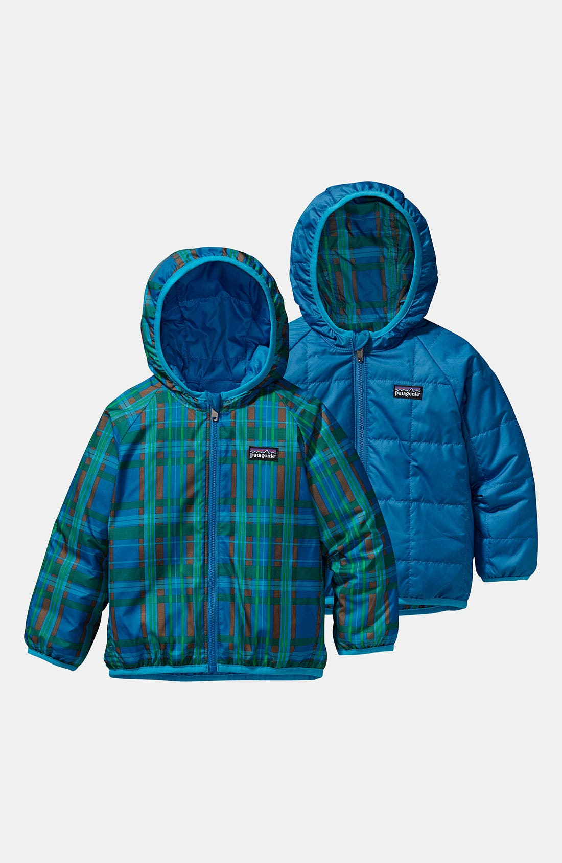 Alternate Image 1 Selected - Patagonia Reversible Jacket (Toddler)
