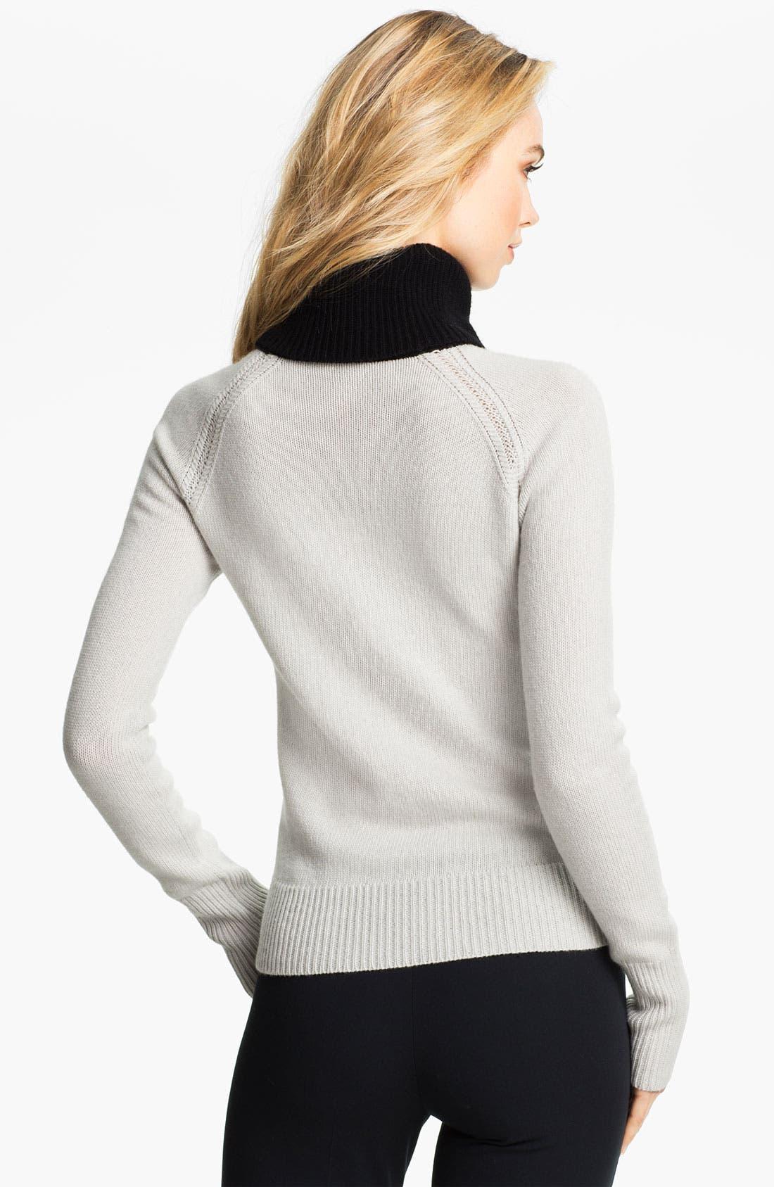 Alternate Image 2  - Theory 'Angine S.' Sweater