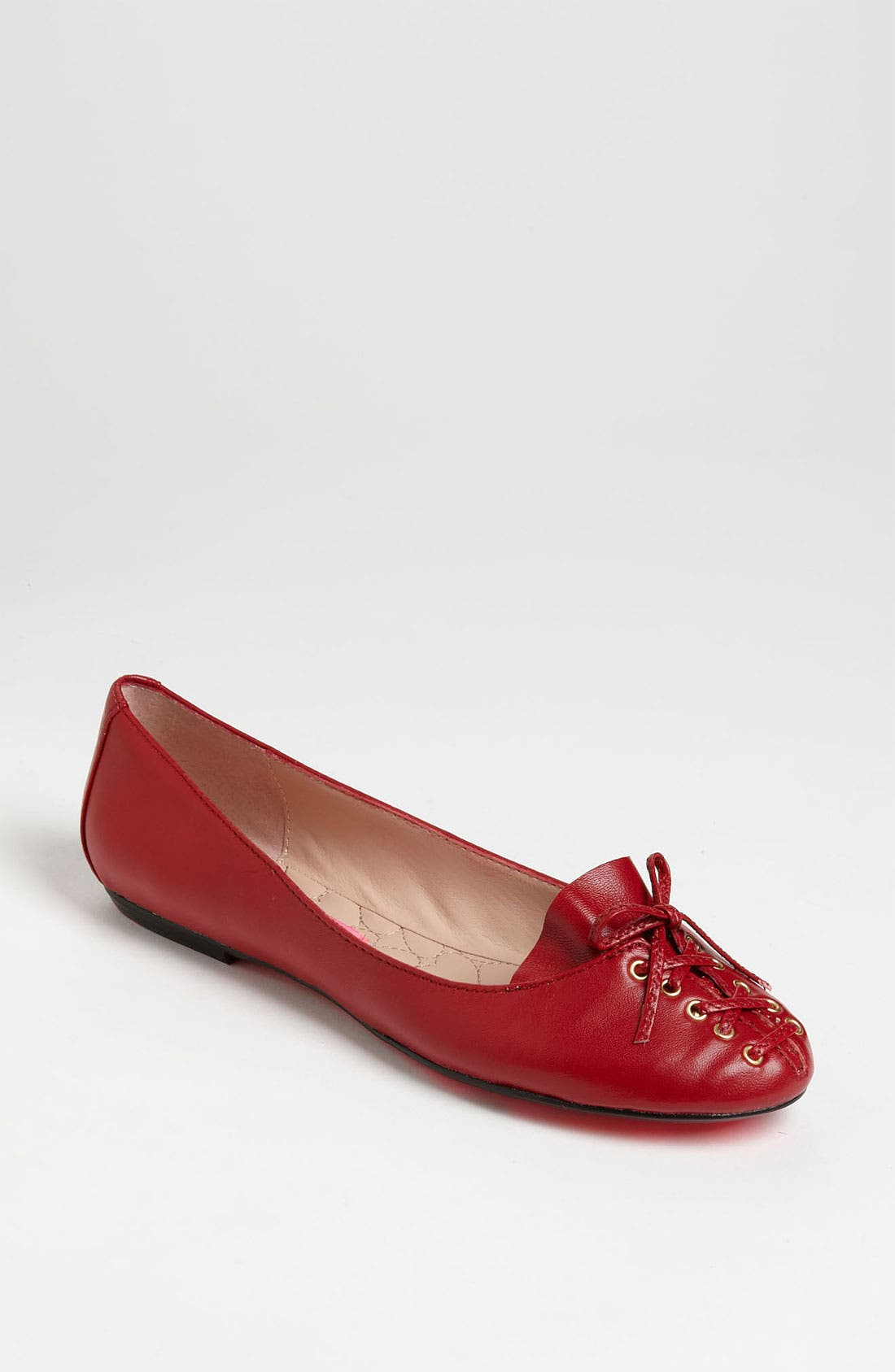 Alternate Image 1 Selected - Betsey Johnson 'Bevrly' Flat