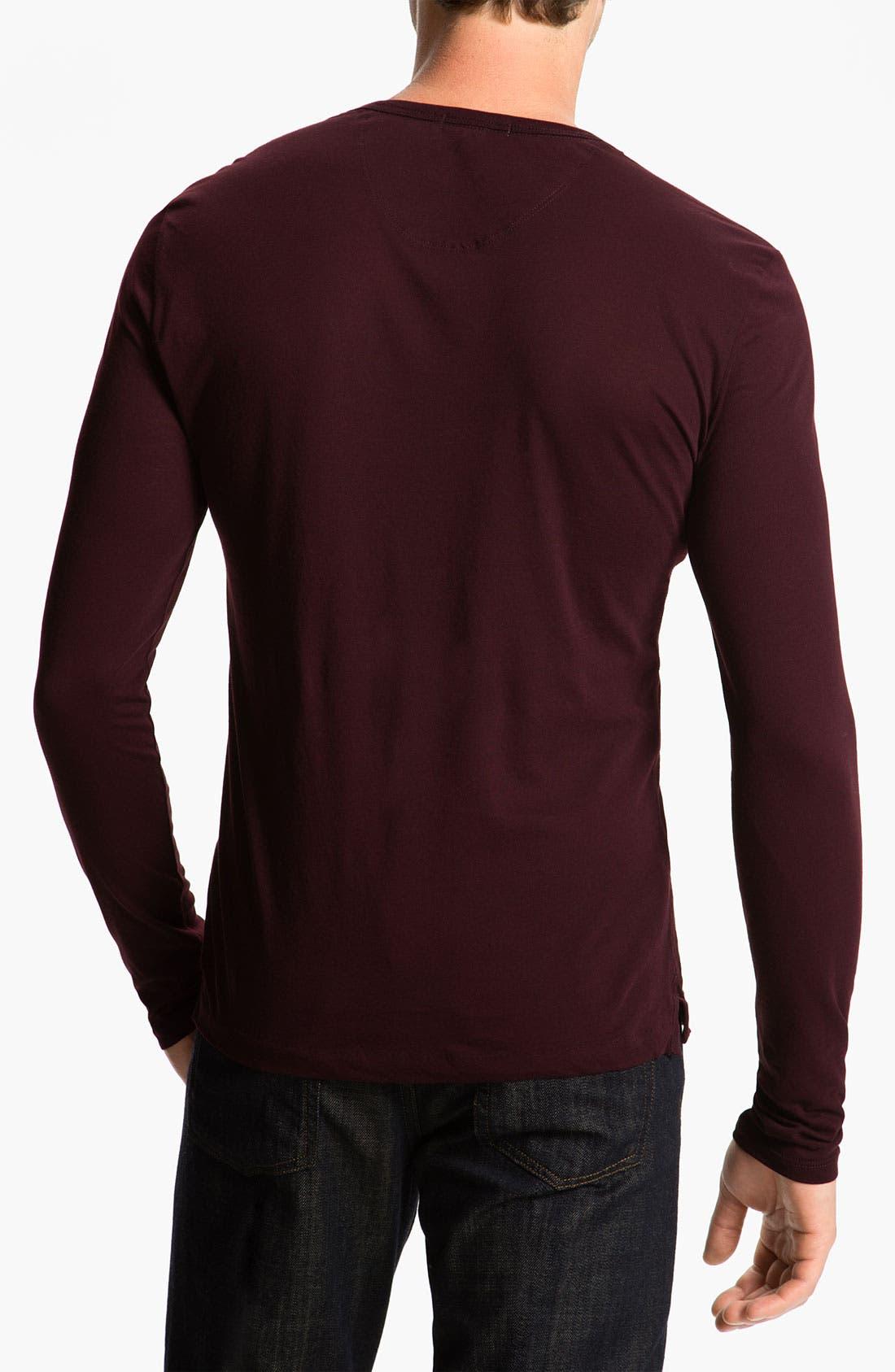 Alternate Image 2  - Burberry Brit Long Sleeve T-Shirt