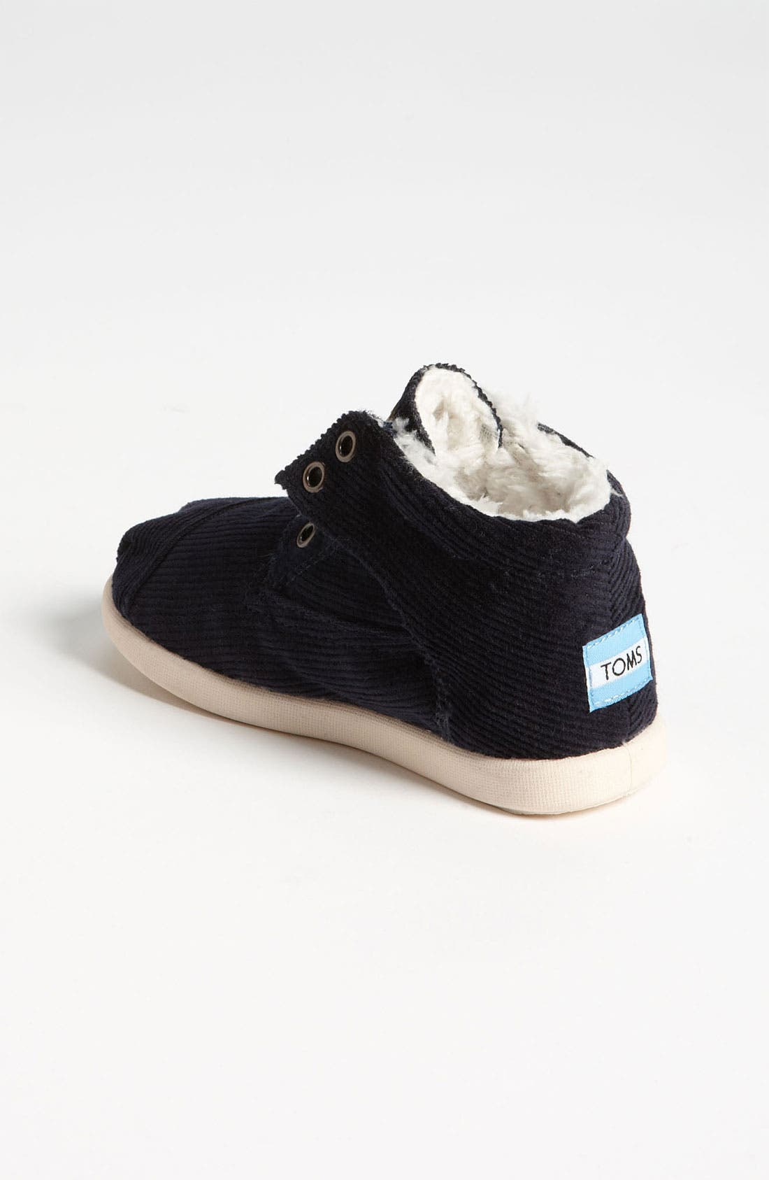 Alternate Image 2  - TOMS 'Botas - Tiny' Corduroy Boot (Baby, Walker & Toddler)