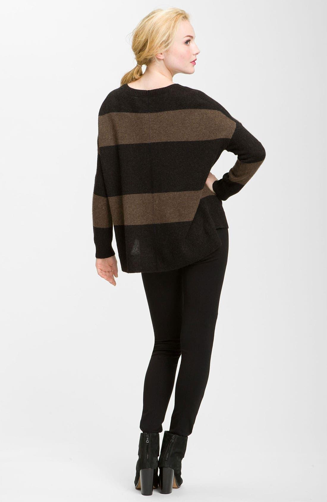 Alternate Image 2  - Vince Drop Shoulder Sweater
