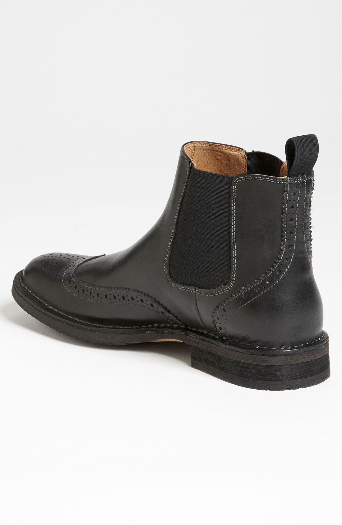 Alternate Image 2  - Florsheim 'Cobblestone' Wingtip Chelsea Boot (Online Only)