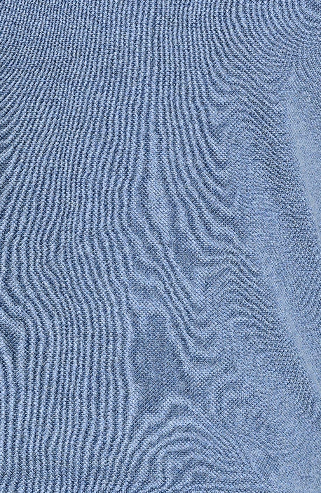 Alternate Image 3  - Polo Ralph Lauren V-Neck Cotton & Cashmere Classic Fit Sweater