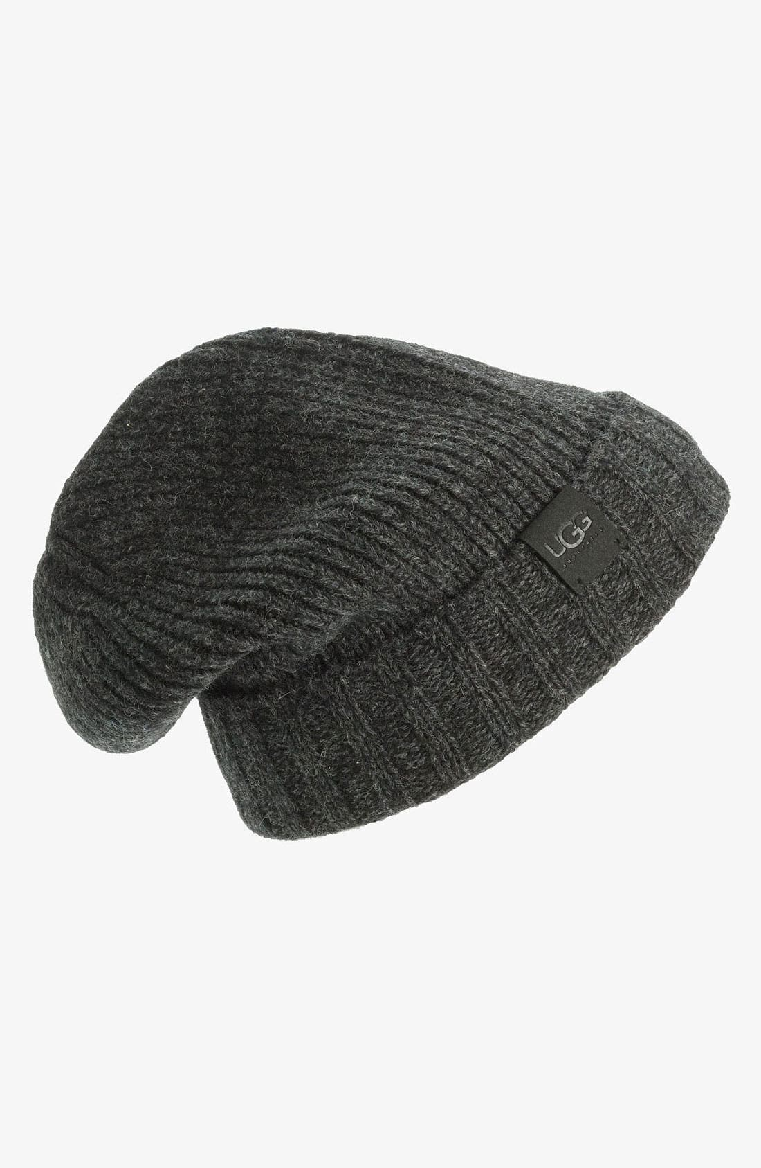 Alternate Image 1 Selected - UGG® Australia Cuffed Beanie