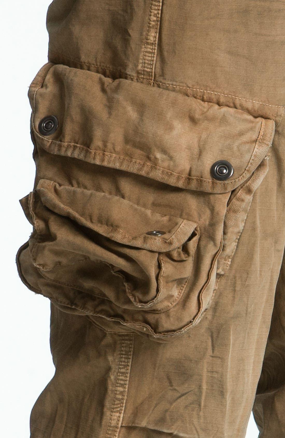 Alternate Image 4  - PRPS Straight Leg Cargo Pants
