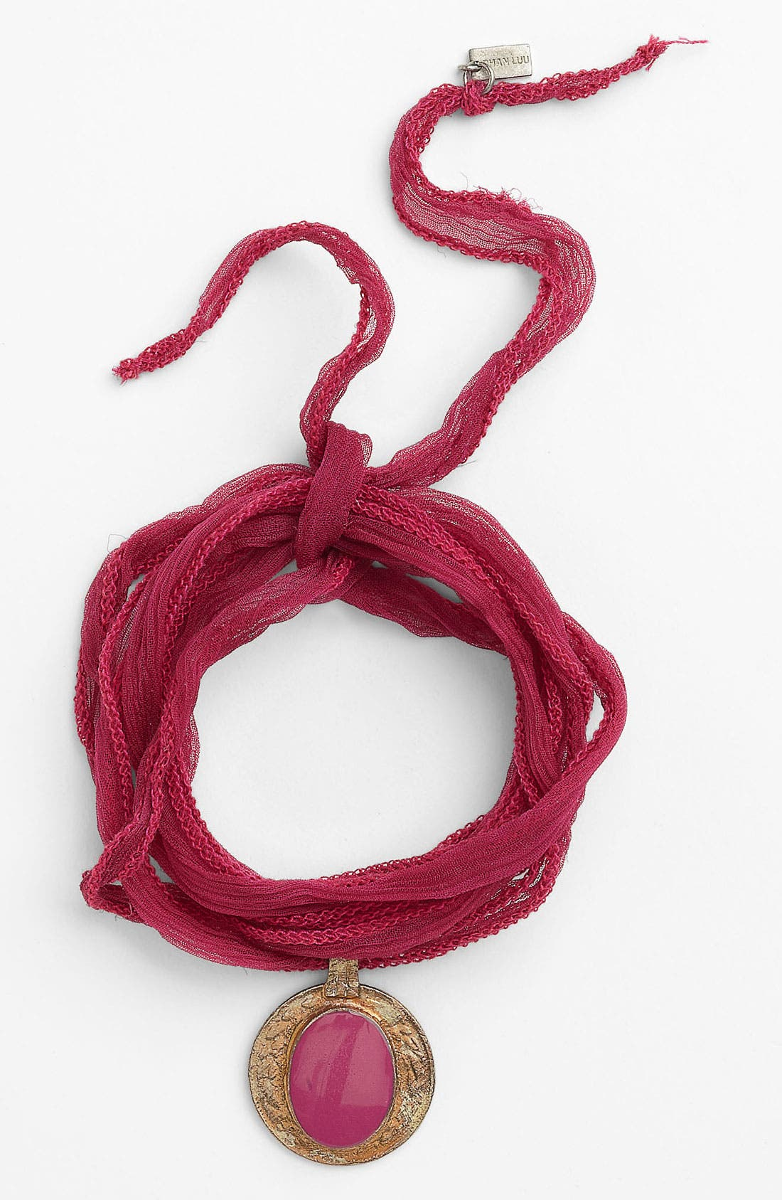 Alternate Image 1 Selected - Chan Luu Silk Chiffon Bracelet