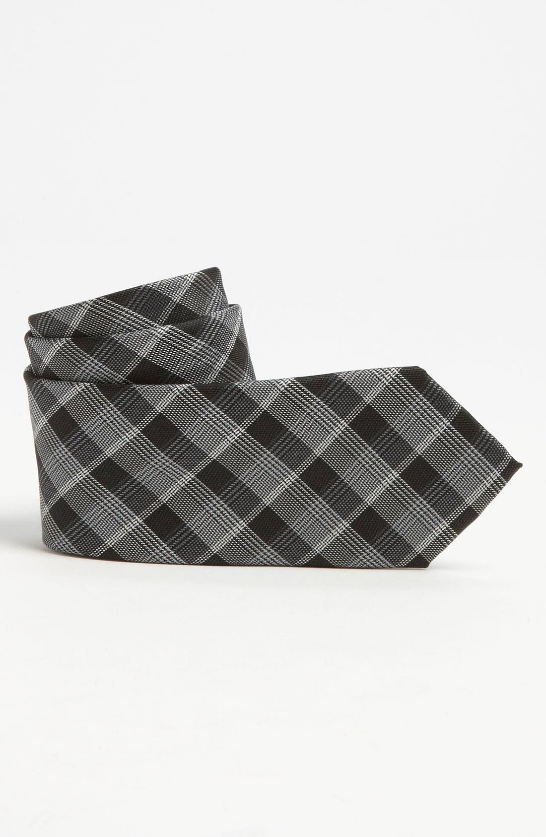 Main Image - C2 by Calibrate Woven Silk Tie (Big Boys)