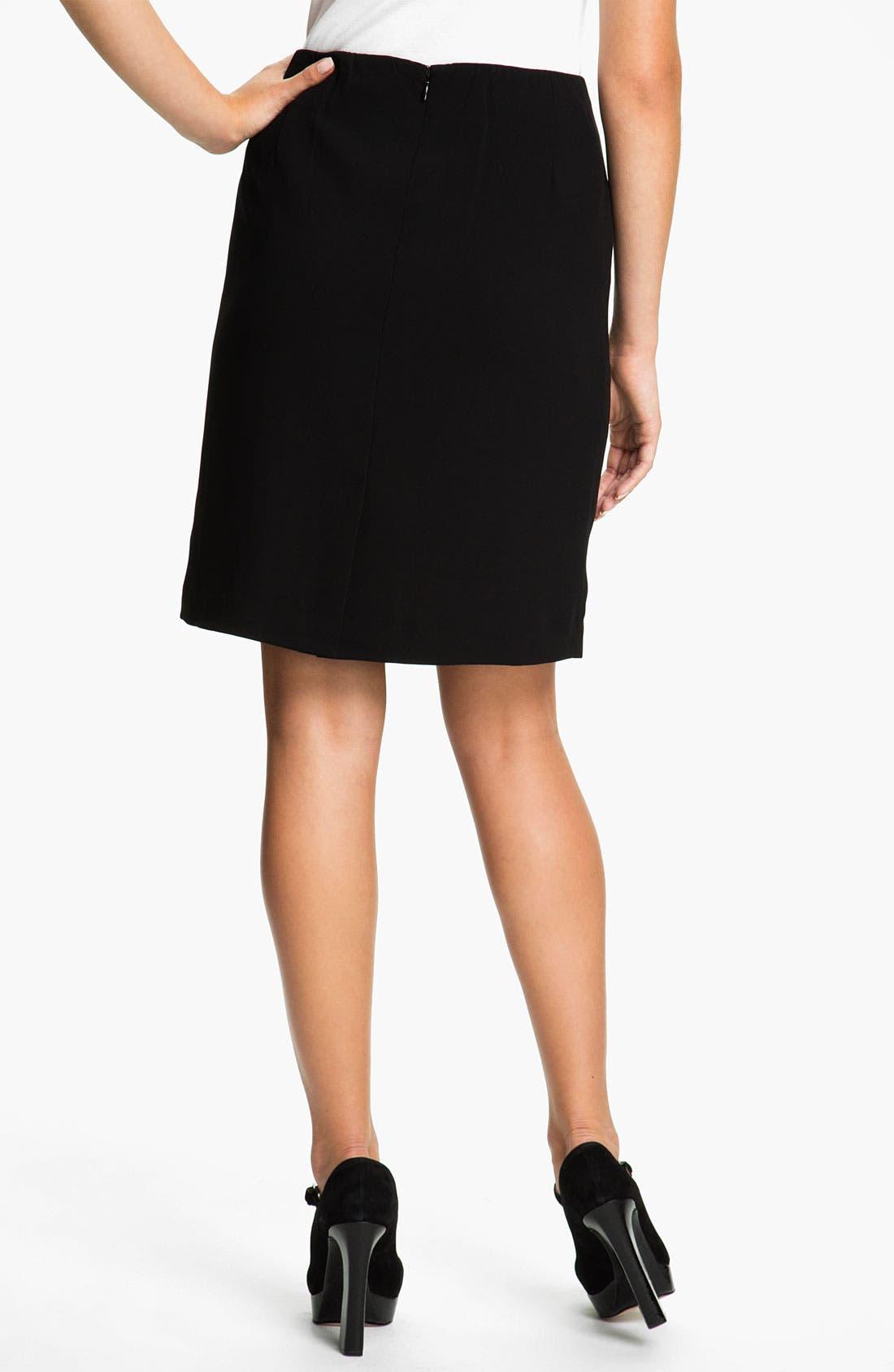 Alternate Image 2  - Eileen Fisher Straight Skirt