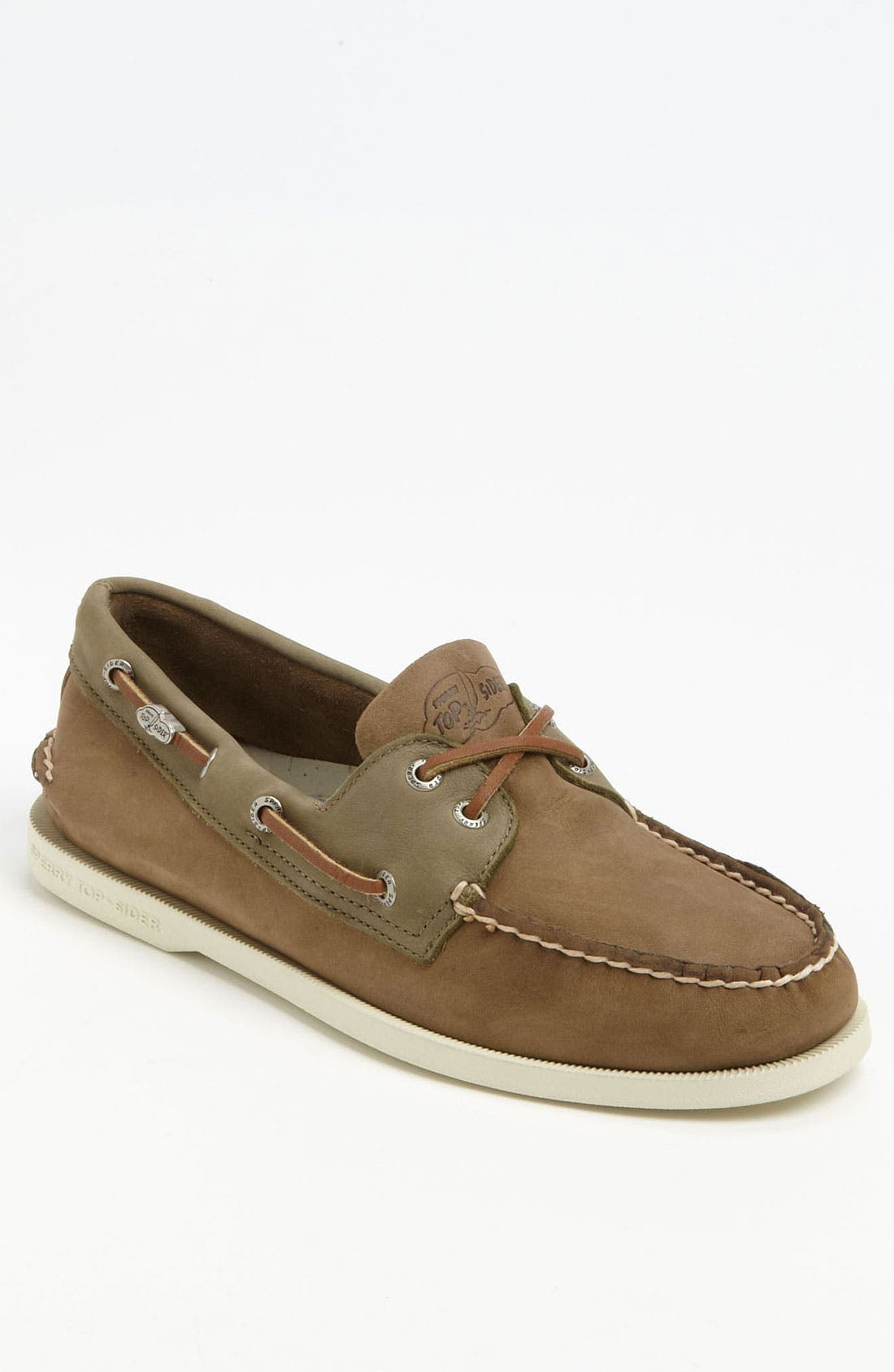Main Image - Sperry Top-Sider® 'Authentic Original' Boat Shoe (Men) (Online Exclusive)